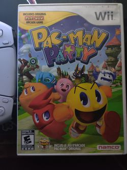 Pacman Party Wii for Sale in Los Angeles, CA
