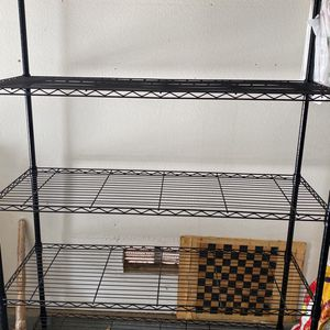 Metal Shelves/ Rack for Sale in Winchester, CA