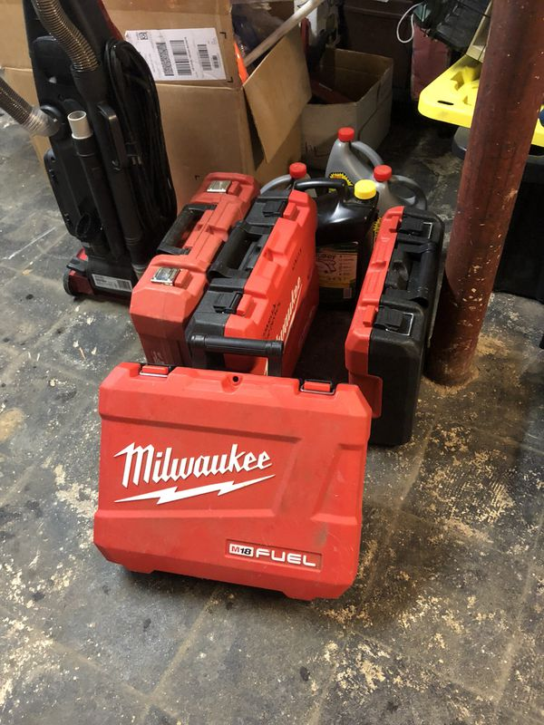 Milwaukee boxes for Sale in Roslyn Heights, NY - OfferUp