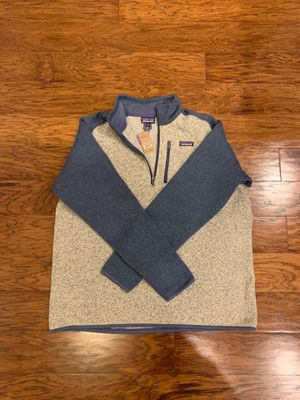 Patagonia Sweater Jacket brand new - XXL for Sale in Safety Harbor, FL