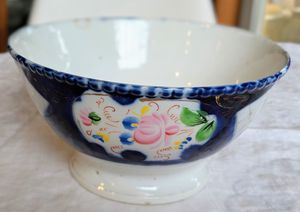Antique Russian hand painted bowl with marking. for Sale in Gig Harbor, WA