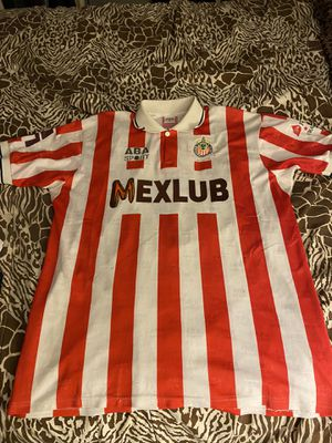 Chivas aba sport retro jersey in good condition size is xl for Sale in Perris, CA