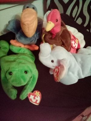 Beanie babies lot TODAY ONLY ON SALE) for Sale in French Camp, CA