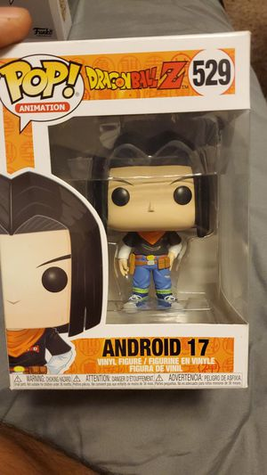 Android 17 funko pop for Sale in Phoenix, AZ