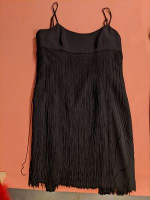 Fringe mini dress, 24 inches of FUN! for Sale in Mesa, AZ