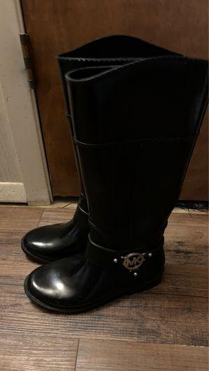 Mk rain boots for Sale in Joshua, TX