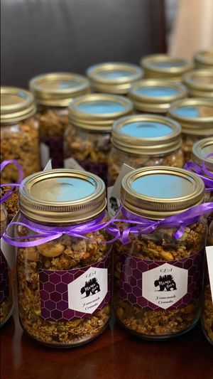 Organic homemade granola for Sale in Davie, FL
