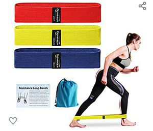 Fabric nonslip resistance bands for Sale in El Monte, CA