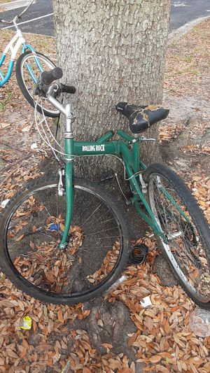 Rolling rock folding bike for Sale in Orlando, FL