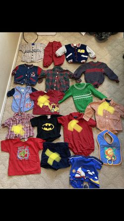 Boy Clothes Size 18-24M On Hold  for Sale in Bermuda Dunes, CA