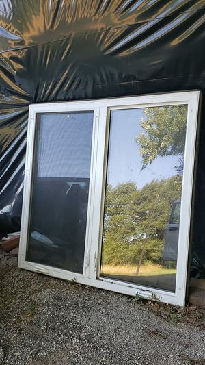 Double door picture window for Sale in Smithville, MO