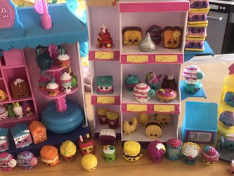 127 Shopkins, 50 Hachimals, Nun Nums Everything Good Condition for Sale in Baldwin Park,  CA
