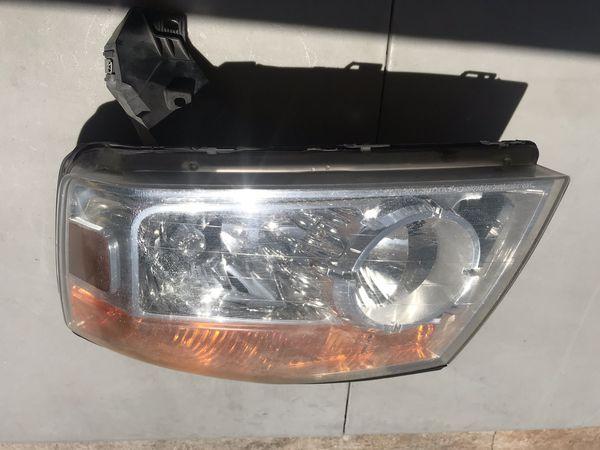 Nissan Armada headlight