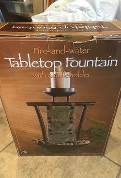 Tabletop Fountain for Sale in Gainesville,  VA