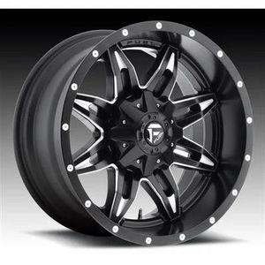 "15"" Fuel Lethal Wheels for Sale in Orange, CA"