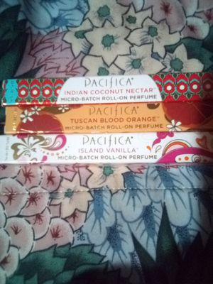 Pacifica roll on perfume for Sale in Mesa, AZ