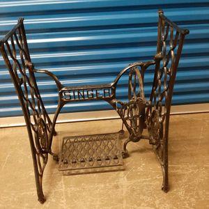 Fully Functional Antique Singer Sewing Machine Base for Sale in Woodbridge, VA