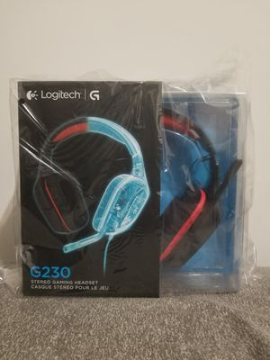 Logitech G230 Stereo Gaming Headset for Sale in Chevy Chase, MD