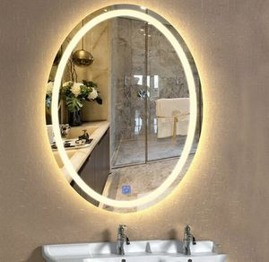 🔥 NEW Large Anti-fog Oval LED Bathroom Mirror Wall & Light Dimmer for Sale in Coral Gables, FL