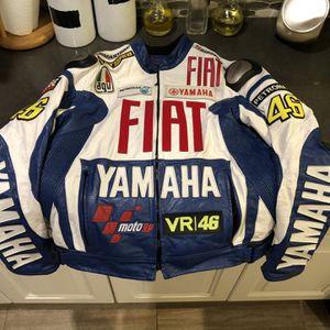 Yamaha Motorcycle Jacket Medium/large for Sale in Orlando, FL