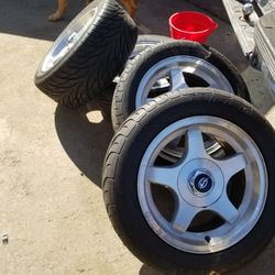 96 impala ss wheels and tires for Sale in Yakima,  WA