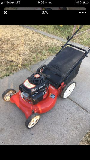 POWERED BY HONDA. 6.5 LAWN MOWER ENGINE .... Runs great just for only $250 O.B.O for Sale in Stockton, CA