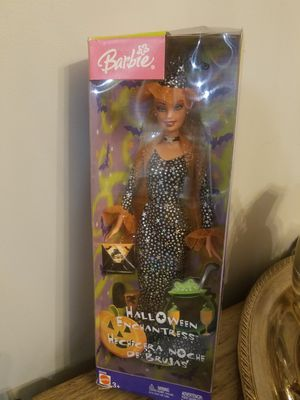 Barbie Doll Halloween Enchantress Witch for Sale in Joliet, IL