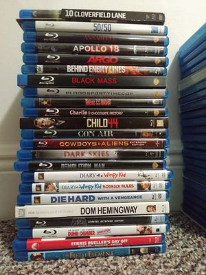 BLURAYS! ALL GENRES! BEST PRICES! for Sale in Miami, FL