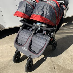 Baby Jogger City Mini GT Double Stroller for Sale in Yucaipa, CA