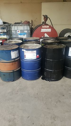 55 gal drums FREE for Sale in Bensalem, PA