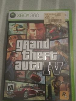 Grand Theft Auto IV for Sale in Garden Grove,  CA