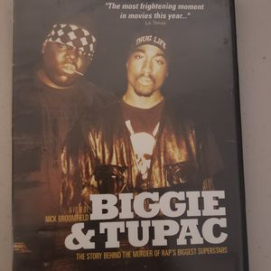 Biggie And Tupac DVD for Sale in Berkley, MA