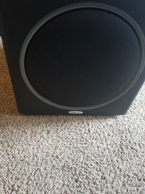 polk audio powered subwoofer for Sale in National City, CA