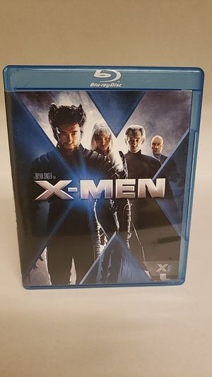 X-Men (Blu-ray) 2-Disc Set for Sale in League City, TX