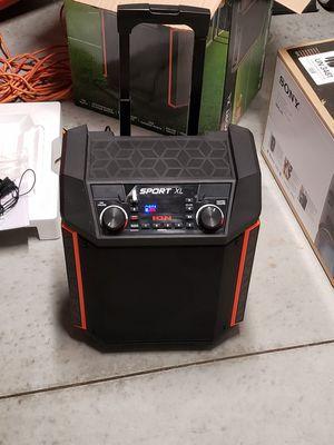 Ion sport bluetooth speaker for Sale in Citrus Springs, FL