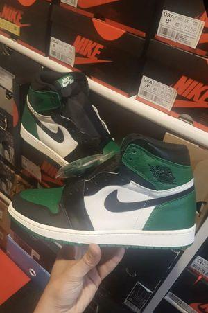 """Jordan 1 retro """"Pine green"""" for Sale in McAllen, TX"""