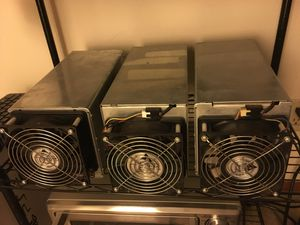 Three Avalon 6 miners for Sale in Bellevue, WA
