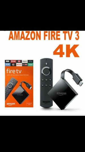Fire tv for Sale in Westminster, CA