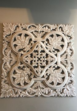 Wood Carved Wall Decor for Sale in Pittsburgh,  PA