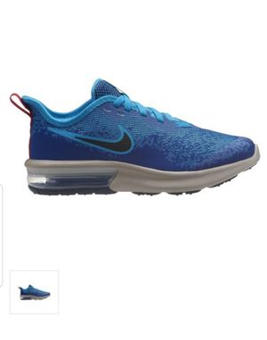 NIKE AIR MAX SEQUENT SIZE 11C,12C for Sale in Lodi, CA