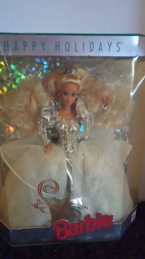Holiday Barbie 1992 for Sale in Salt Lake City, UT