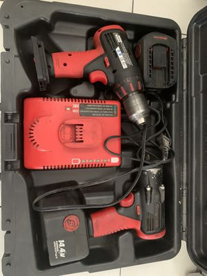 Snap on impact and drill for Sale in Buffalo, NY