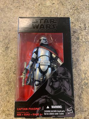 Star Wars Black Series Captain Phasma for Sale in San Diego, CA