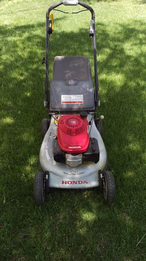 Honda hrr216 drive mower for Sale in Colorado Springs, CO