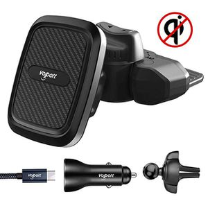 Magnetic phone mount with fast car charger for Sale in Los Angeles, CA