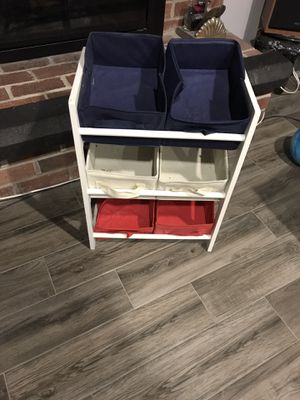 Small storage for toys for Sale in Essex, MD