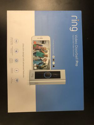 Ring doorbell Pro for Sale in Southwest Ranches, FL
