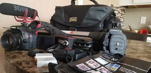 CANON PACKAGE T3i ,18MP,FULL HD VIDEO RECORDING $300 for Sale in Jacksonville, FL