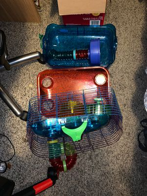 Hamster Cages for Sale in Lynnwood, WA