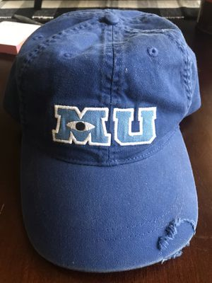 Disney Monster University Hat for Sale in San Dimas, CA